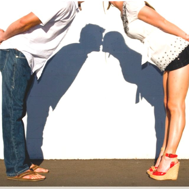 Shadow kiss...: Kiss, Engagement Pictures, Photo Ideas, Engagement Photos, Cute Ideas, Engagement Pics, Couple, Photography, Shadows