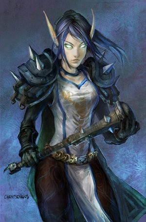 elven paladin/cleric | Fantasy & RPGs | Pinterest | Wings ...