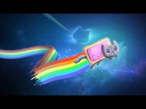 Big ups to Alex for making this :P Love it.    Free download on his video:  http://www.youtube.com/watch?v=BeGjTiUqw8U    Wallpaper: http://zaithy.deviantart.com/art/Rainbow-Nyan-Nyan-Pop-Tart-Cat-205325372