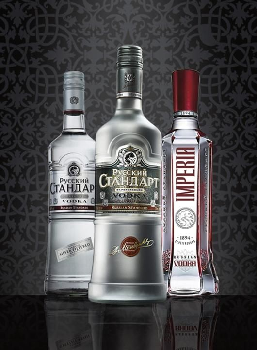 Russian Standard Vodka. I haven't tried it yet, but all three of their vodkas get extremely good reviews. Imperia is the top of their line.