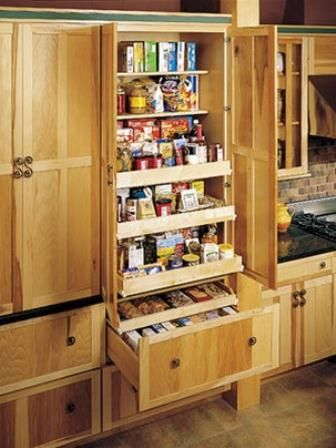 kitchen pantry ideas on one step at a time when doing the remodeling of your kitchen. Interior Design Ideas. Home Design Ideas