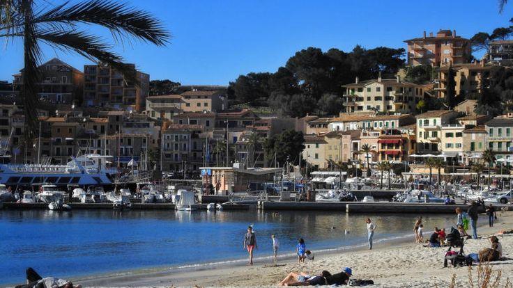 Port de Soller, wunderschönes Mallorca im März