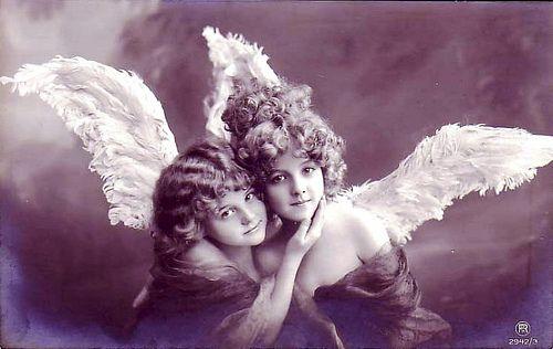 victorian angel desktop wallpaper - photo #8