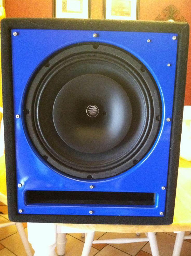 Designer Craig J Coley Project Category Loudspeakers Cabinets Level
