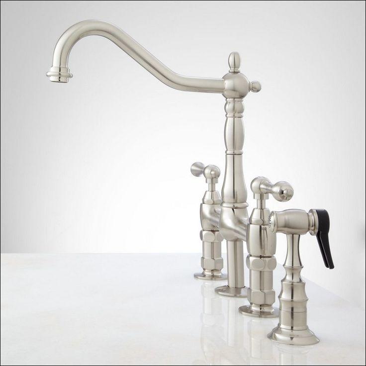 Bathroom:Magnificent Danze Faucets Outdoor Faucet Parts Escutcheon Faucet Single Lever Kitchen Faucet Kitchen Sink Spout Faucet Spout Awesome 95 Top Gallery Of Bridge Faucet