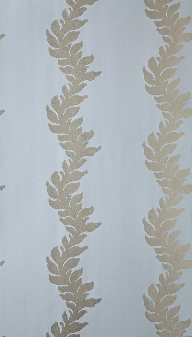 """Acanthus"" Wallpaper"