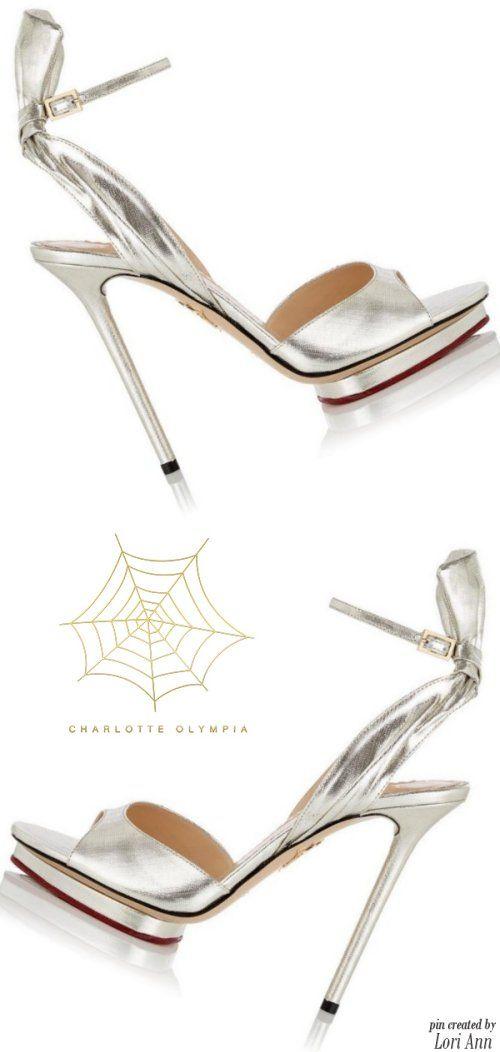 Sandales Elizabeth à imprimé bijouxCharlotte Olympia ldmgPrbbv