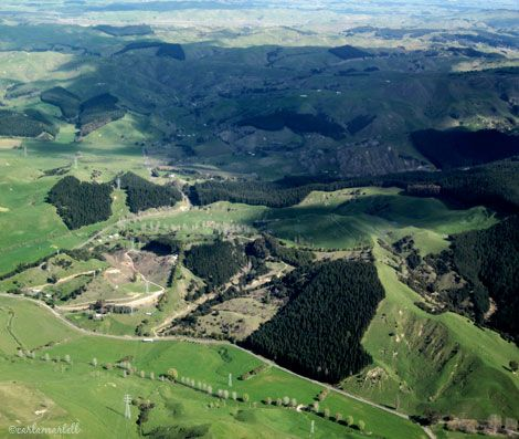 Lovely Hawkes Bay from the air   Carla Martell