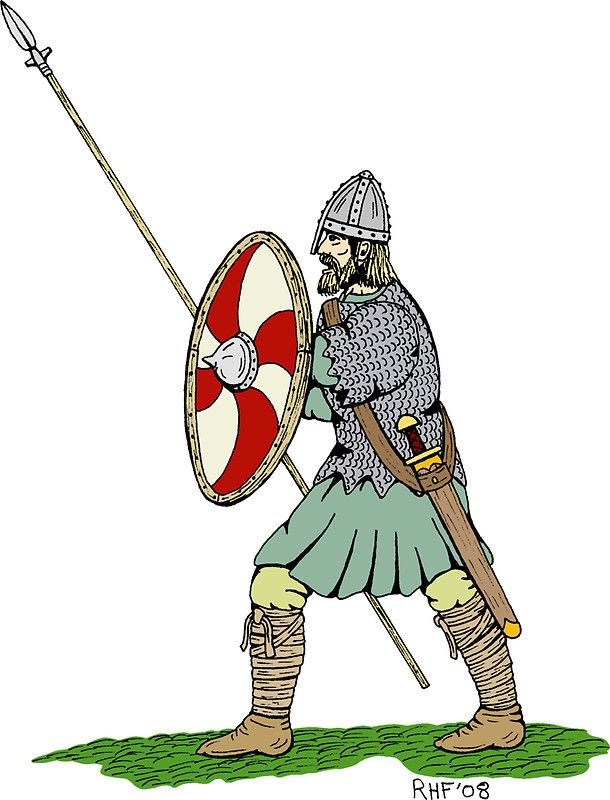 qualities of an ideal anglo saxon warrior Now it should be noted that in an anglo-saxon warrior society, the loyalty of a thegn to his lord was viewed with utmost importance and reverence – and as such, the greatest punishment that a lord can hand out to his subject was the declaration of nithing.