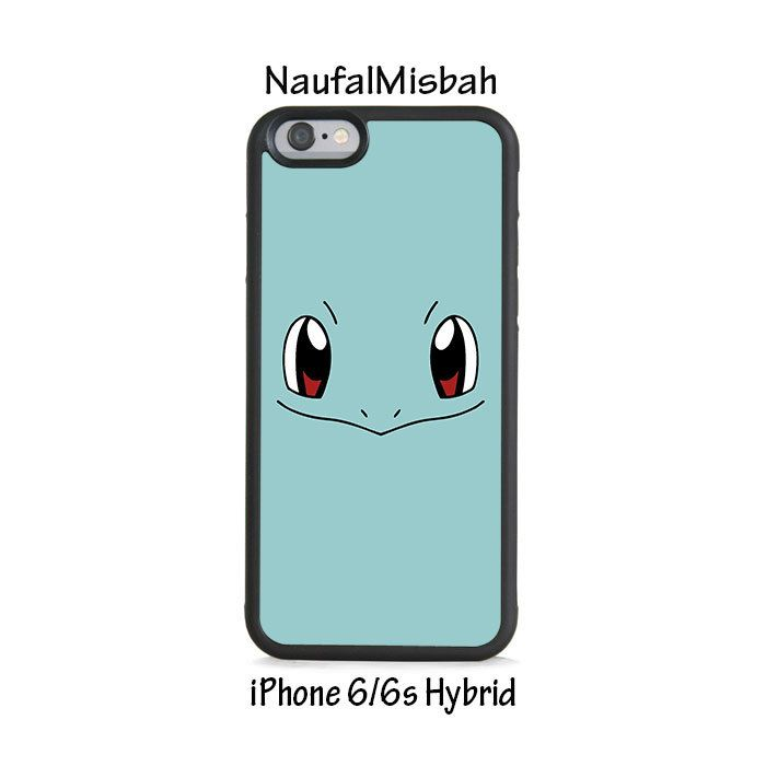 Squirtle Pokemon GO iPhone 6/6s HYBRID Case