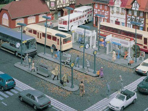 Vollmer 5148 - Stazione Fermata Autobus a 16.34 EUR