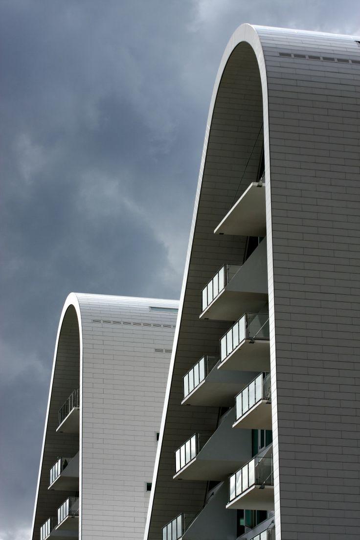 The Wave in Vejle, Denmark | Henning Larsen Architects