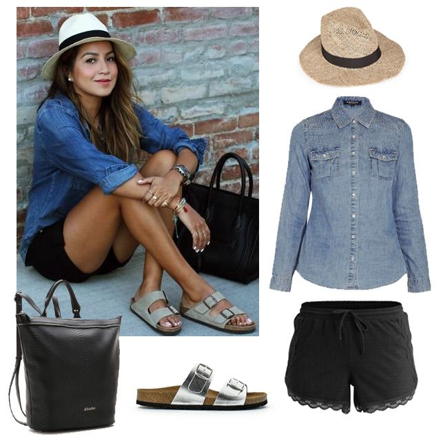 Copy the look of Sincerely Jules #fashion #itgirl #outfit