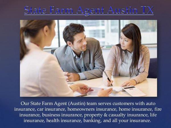 State Farm Agent Austin Tx State Farm Agent Austin Tx Business