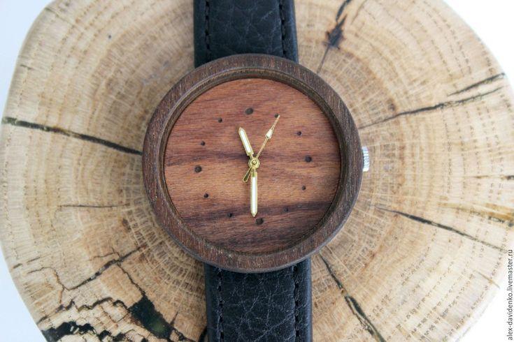 Купить Наручные часы из дерева (бубинга) - наручные часы, наручные часы в подарок