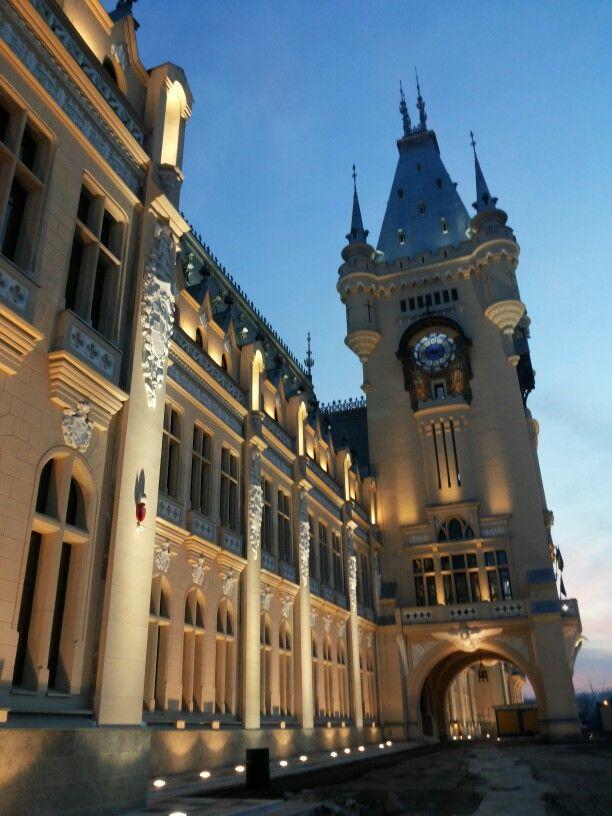 Palace of Culture - Iasi, Romania