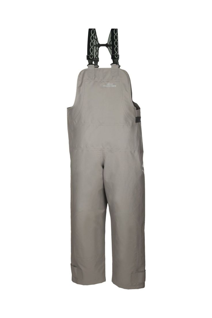 WATERPROOF STORM BIBPANTS model: 2003 Waterproof bibpants model 2003 are made of very resistant fabric called Seal Skin. The fabric has high parametres of resistance against salt water. The bibpants are recommended for people who work on high seas, but also for those, who have manual fishing labor and works at land in extreme weather conditions (rain along with strong wind).