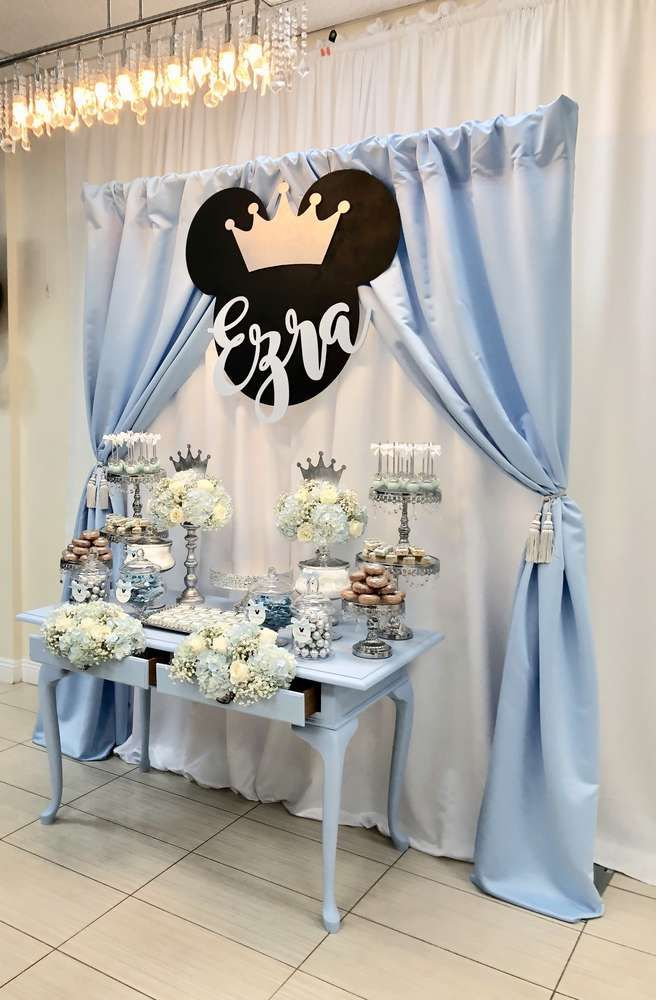 Mickey Mouse Birthday Party Ideas | Photo 1 of 9