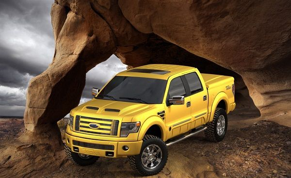 2015 Ford F-150 Tonka Limited Edition