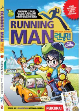 Malaysia Online Bookstore: Running Man (Don't Walk but Run) Edisi Bahasa Mela...