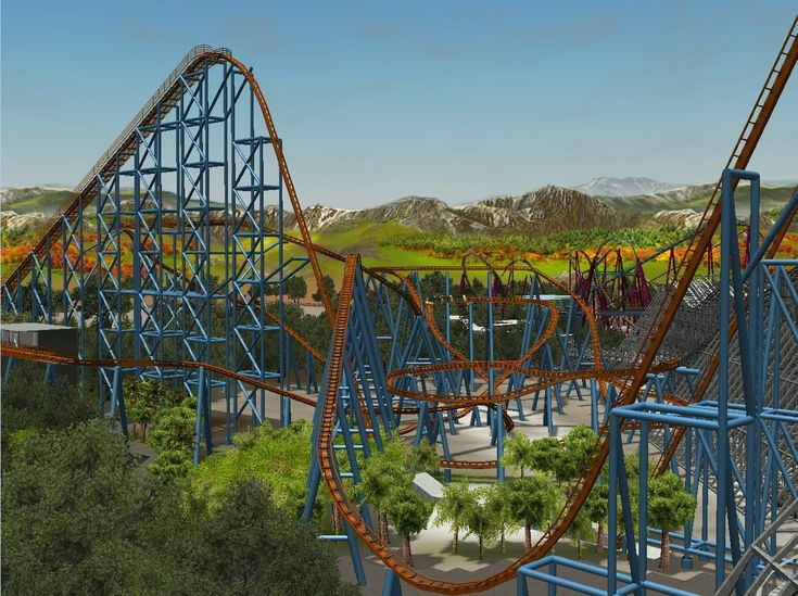 Coaster Park Tycoon is coming in 2016. It's a new PC game by Frontier, the software company behind RollerCoaster Tycoon 3.
