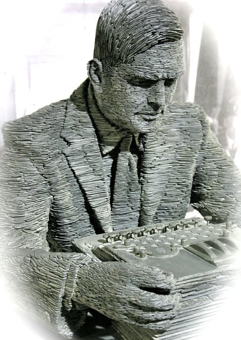 A tribute to Turing, the father of modern computing | Official Google Blog