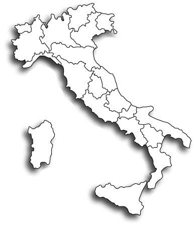 Impariamo insieme: Cartine geografiche dell'Italia