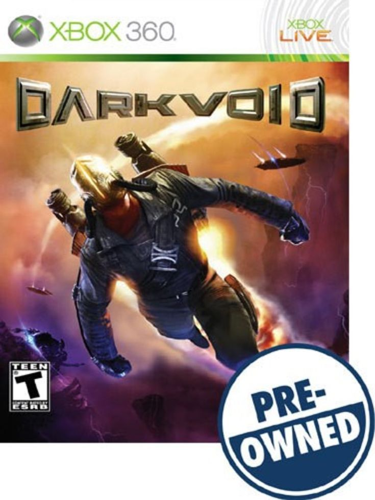 Dark Void — PRE-Owned - Xbox 360