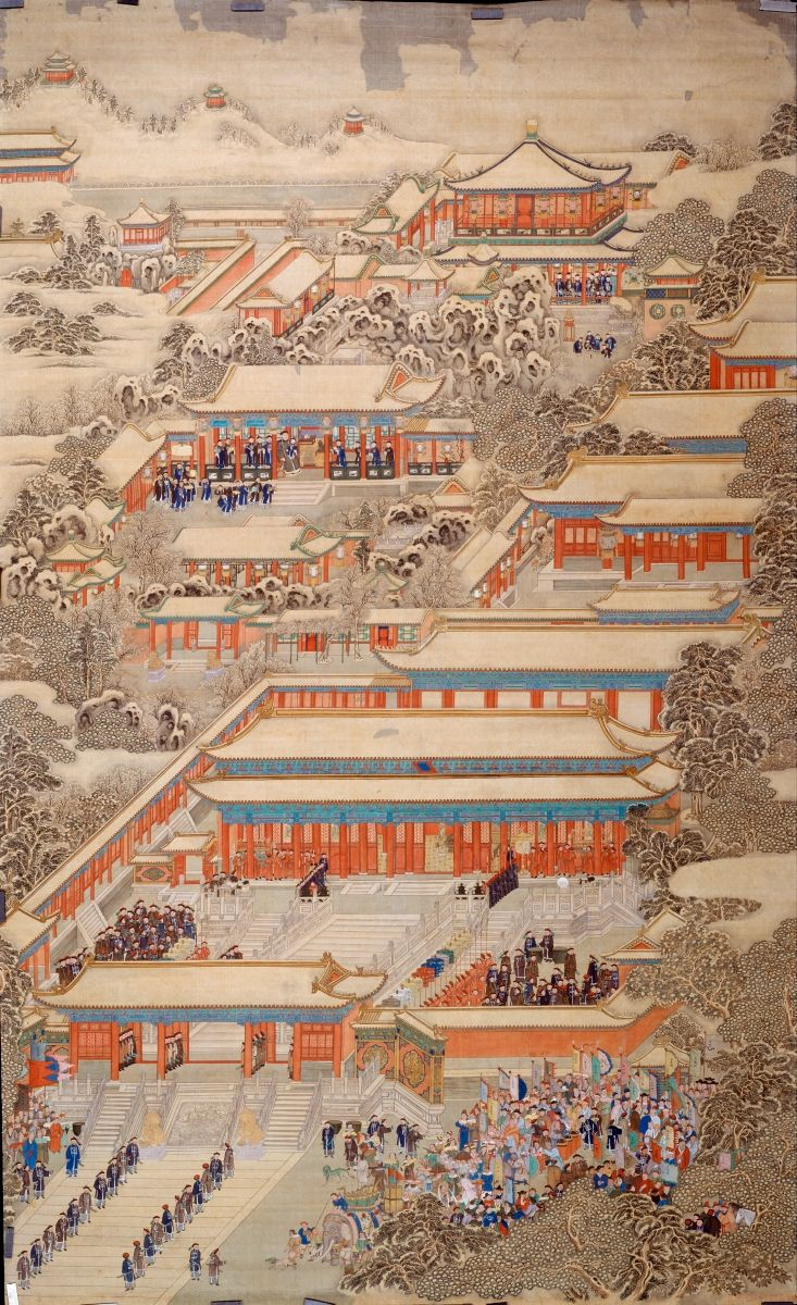... about A Golden Age of China: Qianlong Emperor, 1736-1795 on Pinterest