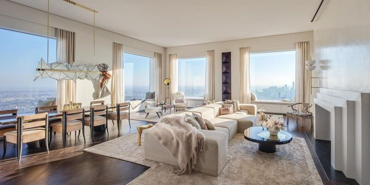 Sky-high 432 Park Avenue penthouse sells for well under asking price - Curbed NY