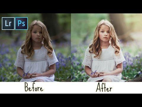 Pro Portrait  Edit Using Lightroom & Photoshop (SPEACIAL TUTORIAL) - YouTube