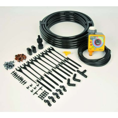 Kit d'arrosage automatique HOZELOCK - 2756P0000 - Jardin piscine