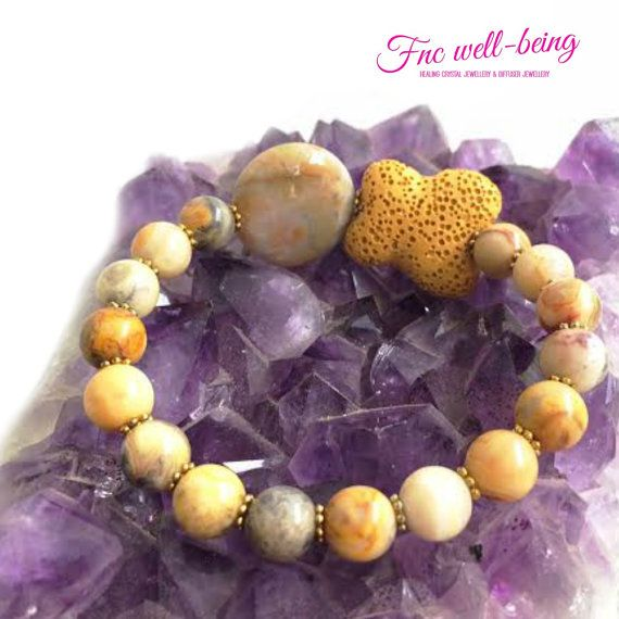 BR206 Agate Butterfly LavaDiffuser Bracelet.Healing Chakra Aromatherapy Diffuser Jewelry.Young Living diffuser Do terra Jewelry Bracelet.  * Please