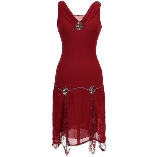 burgundy-hemingway-edited ($128) ❤ liked on Polyvore featuring tops, burgundy top, babydoll tops, baby doll tops, red top and red chiffon top
