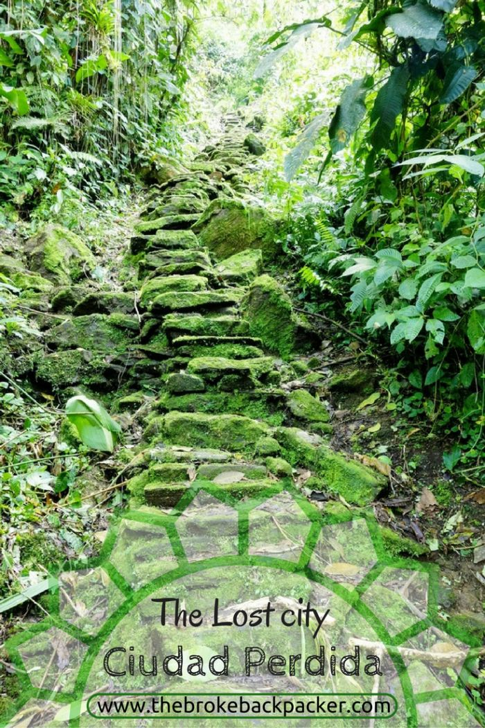 Trekking to Ciudad Perdida through Tayrona Tribal areas to explore the last remnants of a once mighty civilisation, a lost city hidden in Colombia's jungle