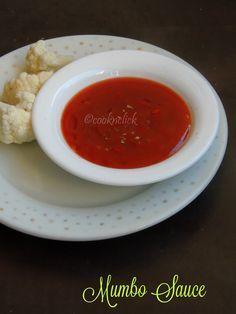 Mumbo Sauce, Mambo Sauce
