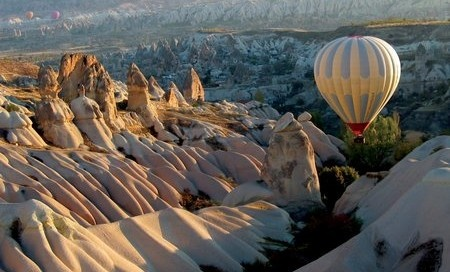 Turkey travel guide, Cappadocia