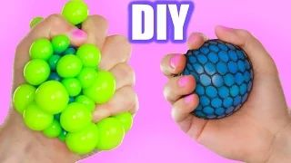 how to make a stress ball with cornstarch