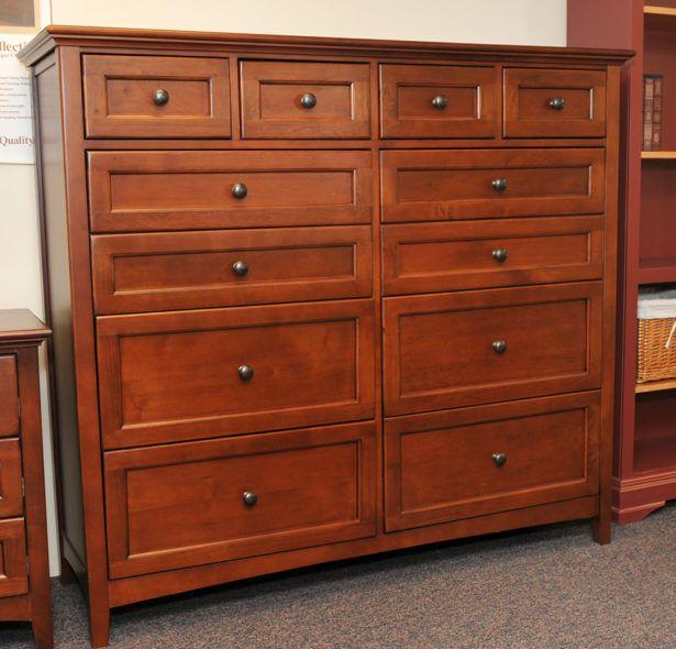 Tall Dresser Chest Drawers