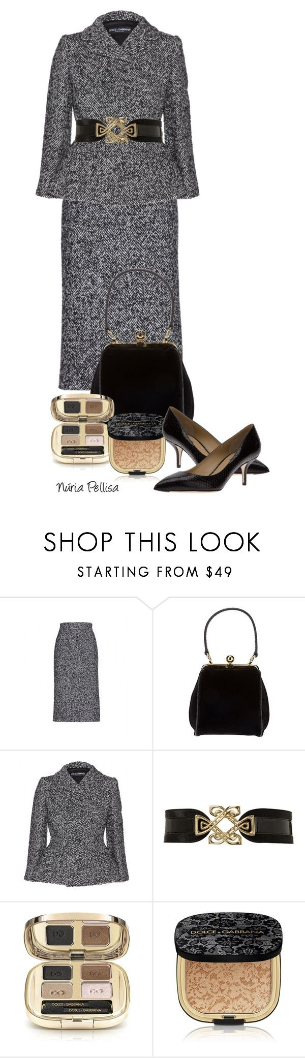 """Dolce & Gabbana"" by nuria-pellisa-salvado ❤ liked on Polyvore featuring Dolce&Gabbana, Biba, Elegant and tardor"