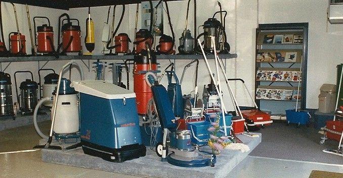 Schrobmachines, onmisbaar in de professionele schoonmaak
