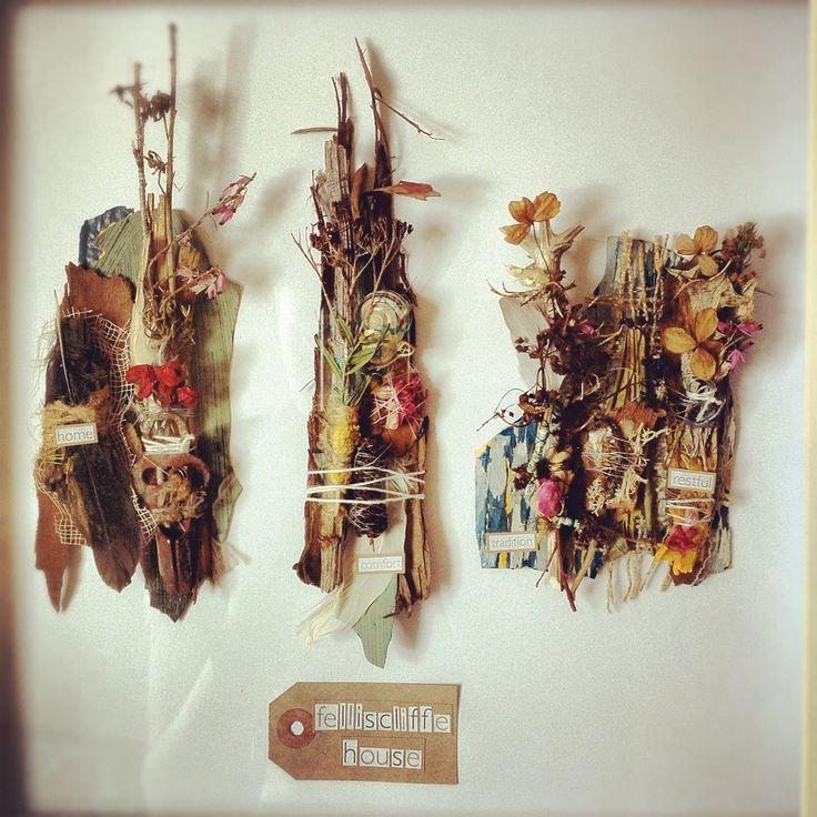 'Feliscliffe' wrapped objects
