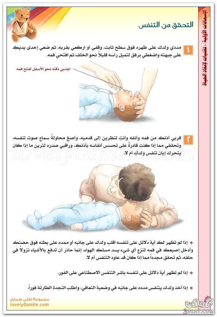 الاسعافات الاولية موسوعة الاسعافات الاولية بالصور Do Php Img 405164 Education Health Myocardial Infarction