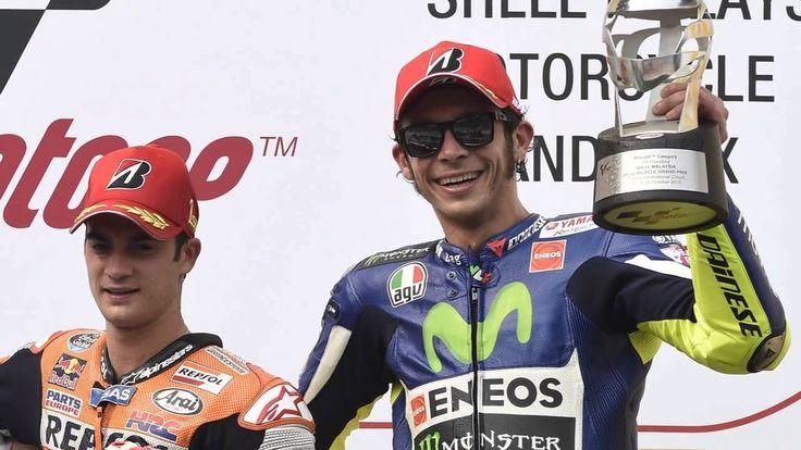 Valentino Rossi Marquez Incidente - Dichiarazione Yamaha MotoGP