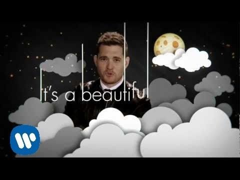 Michael Bublé - It's A Beautiful Day [Official Lyric Video] - YouTube