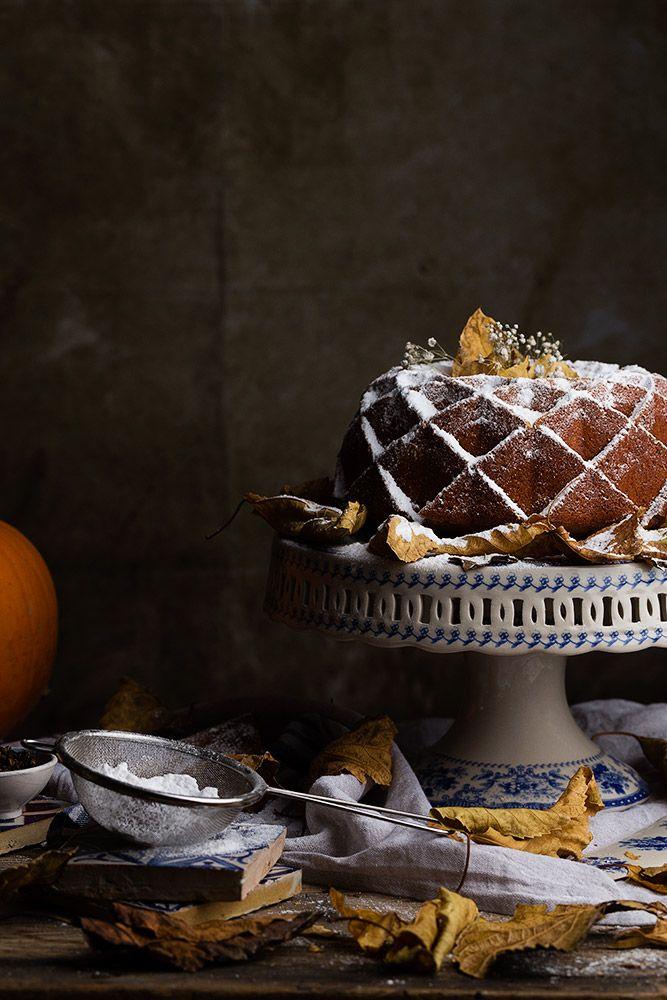 Bundt Cake de calabaza by Raquel Carmona