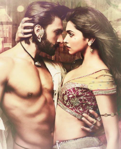 Ranveer Singh and Deepika Padukone ahhh ❤️❤️❤️