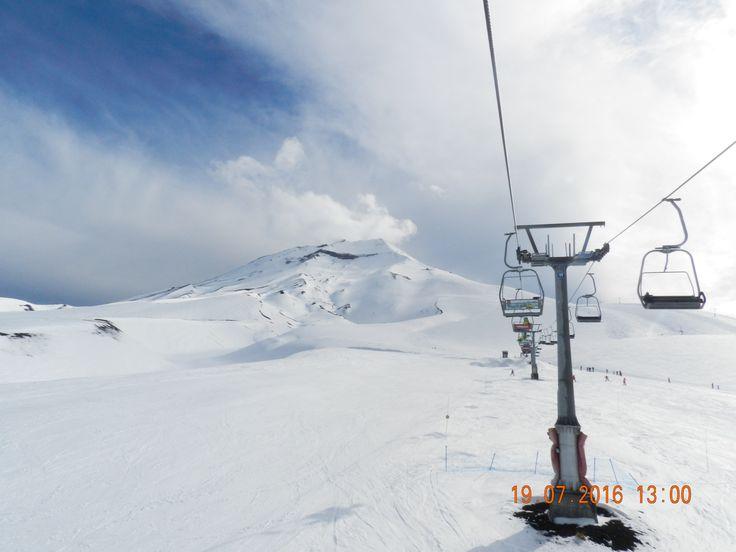 Corralco Ski