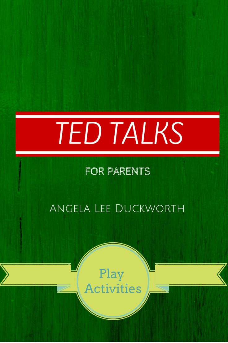 FacebookTwitterGoogle+PinterestStumbleUpon We want our children to have good character, succeed and have the staying power to keep going. We want them to have grit. The hard thing is trying to do these things without becoming the overbearing and pushy parent. Angela Lee Duckworth's TED Talk about Grit really struck a chord. She raises the issue …