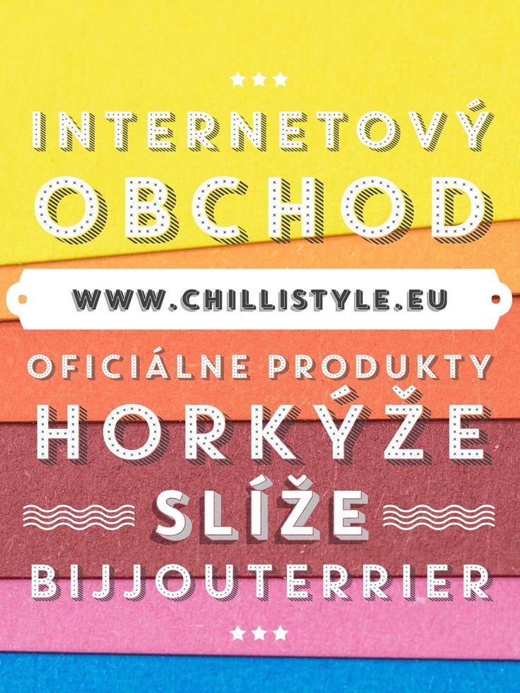 https://flic.kr/p/xvgJ3d | Chilli Style - oficiálne produkty Horkýže Slíže a Bijouterrier